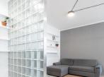 Rekonstrukce bytu ve Zlíně Adela-Bacova-Design-Lorencova-Interior-Glass-Bricks-Wall