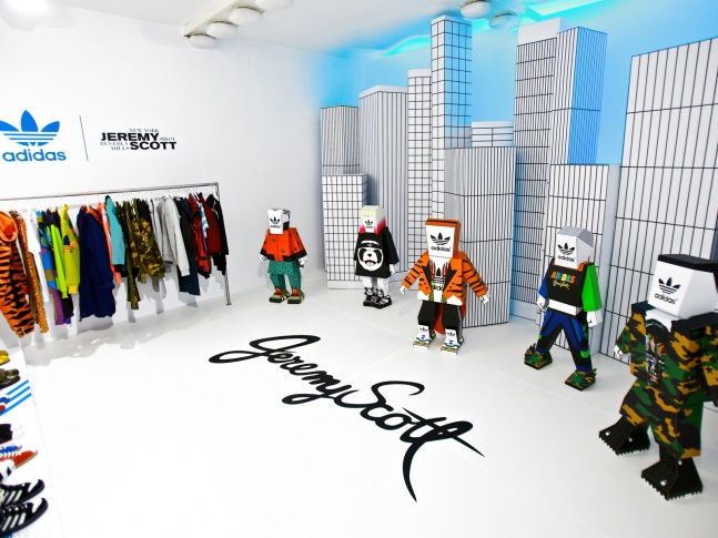 ADIDAS expozice adidas_01