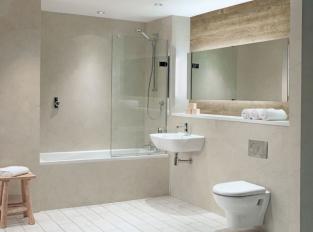 Koupelna Alabaster Wildwood