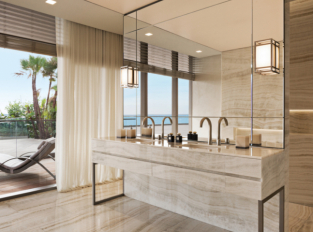 Koupelny rezidence v MIAMI
