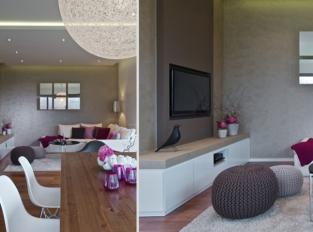 Azalea - obývací pokoj