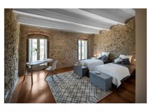 Ložnice domu v Gironě
