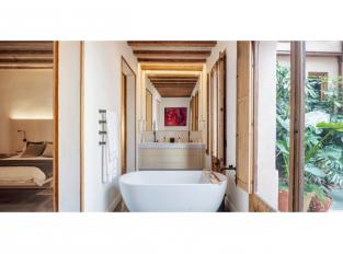 Koupelna bytu Carme