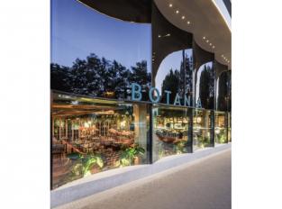 Salonek v restauraci Botania