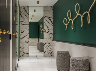 La Forêt Noire - toalety