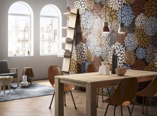 Mosaico+ v jídelně