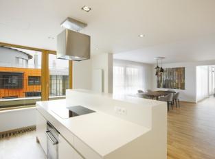 Praha 9 byt - kuchyně