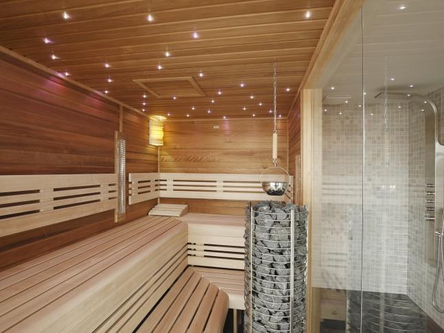 Praha 9 byt - sauna