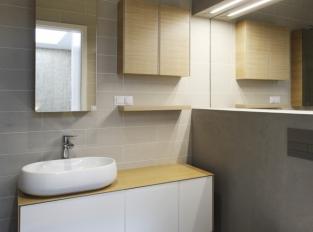 Praha 9 byt - koupelna