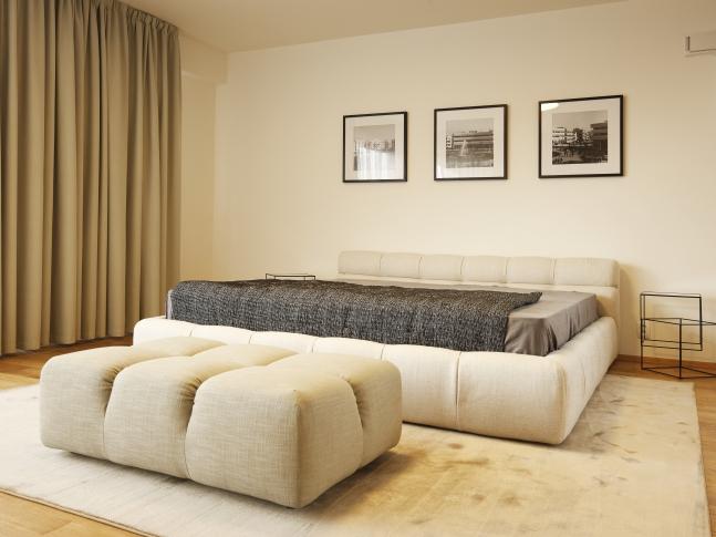Praha 9 byt - ložnice