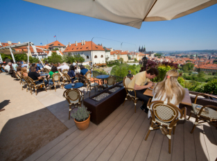Terasy Bella Vista Praha