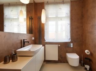 Koupelna - byt na Praze 7