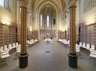 BETONEPOX - Kostel České Budějovice