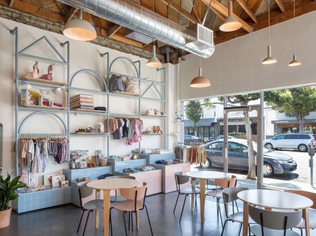 Kavárna v coworku Big and Tiny