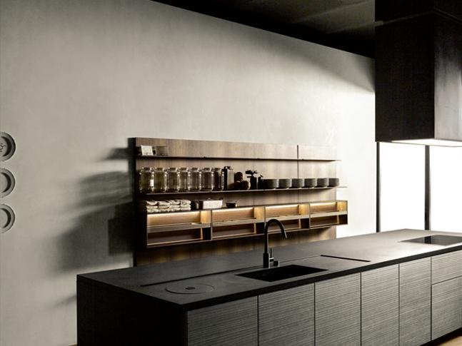 Kuchyně Salvatori a Boffi