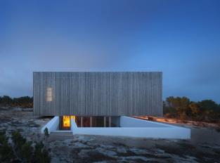 Dům na ostrově Formentera - exteriér