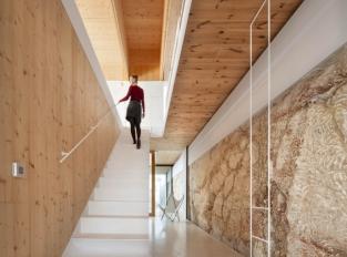 Dům na ostrově Formentera - chodba
