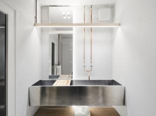 Byt Brolettouno - koupelna