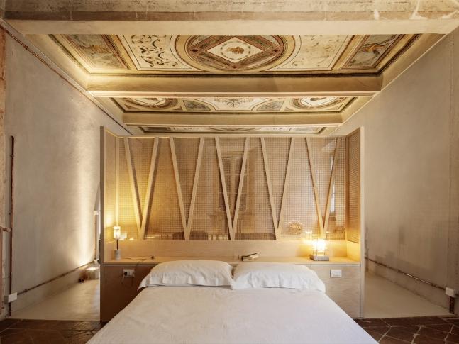 Byt Brolettouno - ložnice