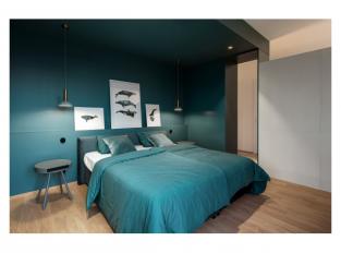 Barevná ložnice - Marina Island