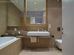 Byt po Adině Mandlové - koupelna