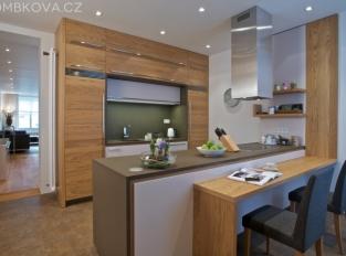Byt po Adině Mandlové - kuchyně