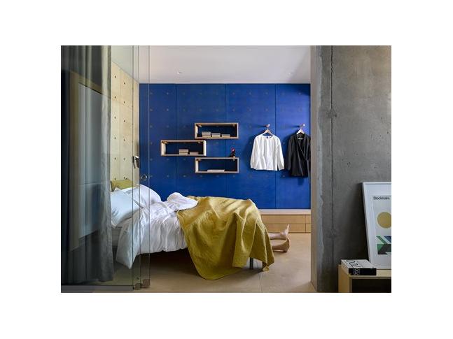 Malý moskevský byt - ložnice