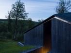 Norská lyžařská chata