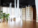 Yoga studio v Číně