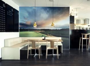 Lübker Golf, Ebeltoft  Dánsko