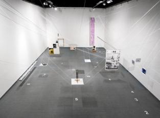 Architektonické řešení výstavy ReD 8