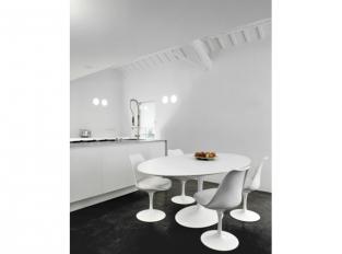 Betonová podlaha Nuvolato v kuchyni