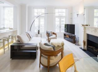 Obývací pokoj Londýn