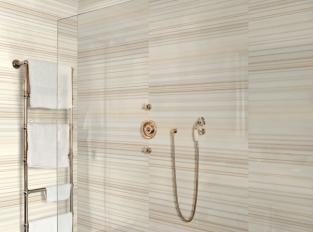 Koupelna s využitím Corianu