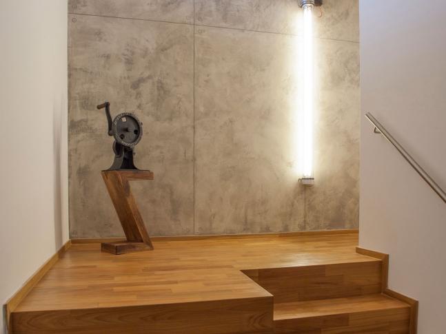 Cornlofts by B² - schodiště