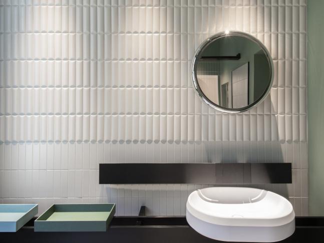 Toalety v House of Solferino