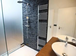 Dejvice Koupelna půdního bytu