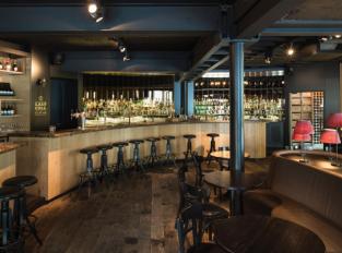 Rustikální bar