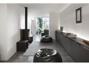 Sofia Passarinho House - obývací pokoj