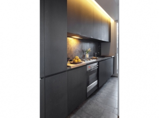 Sofia Passarinho House - kuchyň
