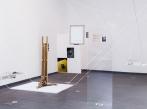 Architektonické řešení výstavy ReD 8 Detail instalace 1, foto Kryštof Hlůže