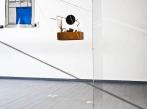 Architektonické řešení výstavy ReD 8 Detail instalace 2, foto Kryštof Hlůže