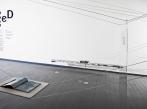 Architektonické řešení výstavy ReD 8 Detail instalace 3, foto Kryštof Hlůže