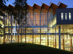 Interiér Univerzity Britské Kolumbie