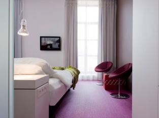 Hotel Eburon, Belgie