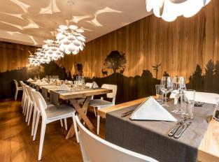Romantická restaurace