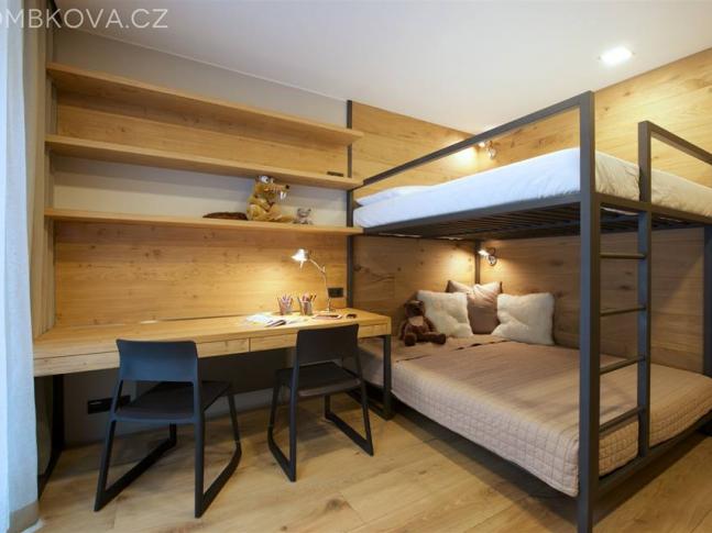 Apartmán v Krkonoších / dětský pokoj