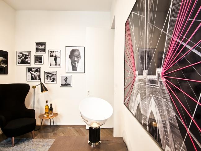 Pokoj Pařížská 23 - fotografie