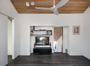 Obývací pokoj jako místo odpočinku