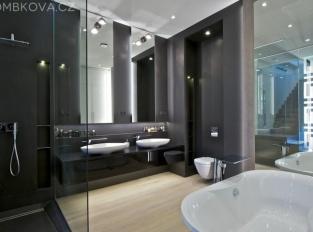 U lužického semináře - koupelna